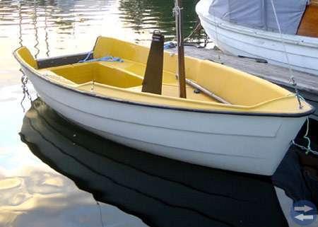 Segelbåt Segelkombi Askeladden Fabola