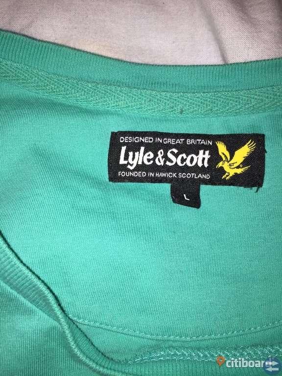 Fräsch Lyle&Scott