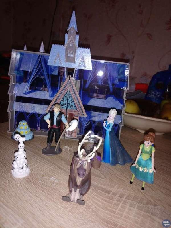 Frozen hus