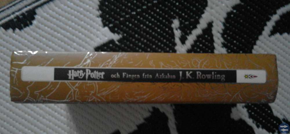 BOK - HARRY POTTER!