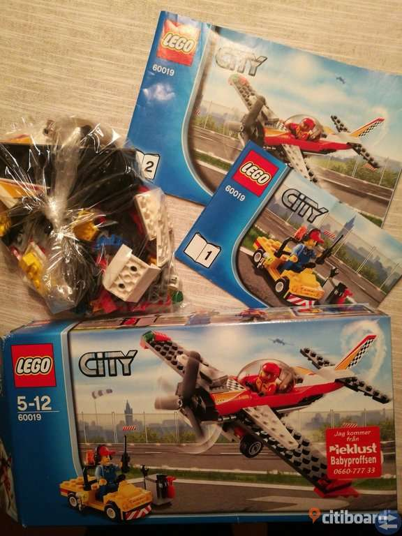 Lego pussel