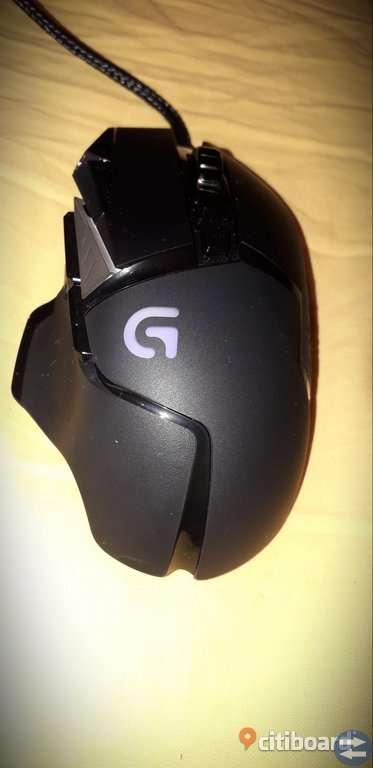 Logitech G502 gaming mus