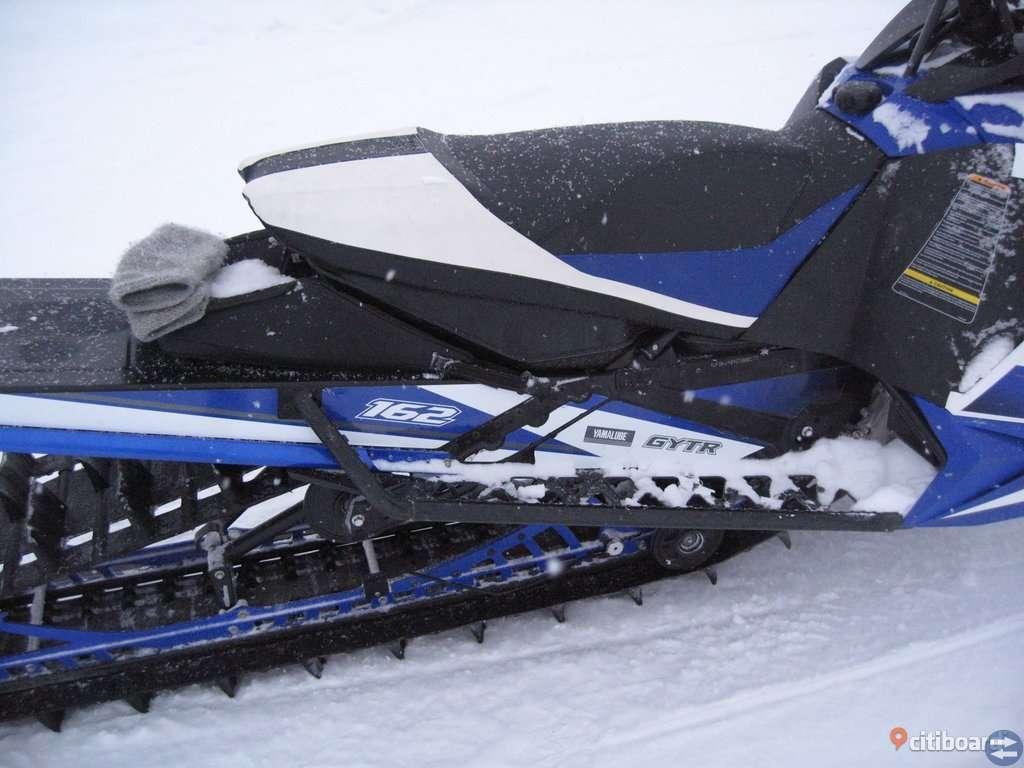 2016 Yamaha SR Viper MTX162