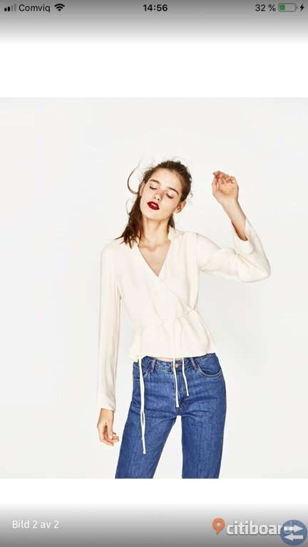 Zara blus