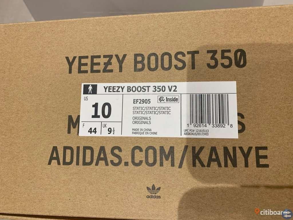Adidas Yeezy 350 V2 Static Men....NY VARA strl39-46