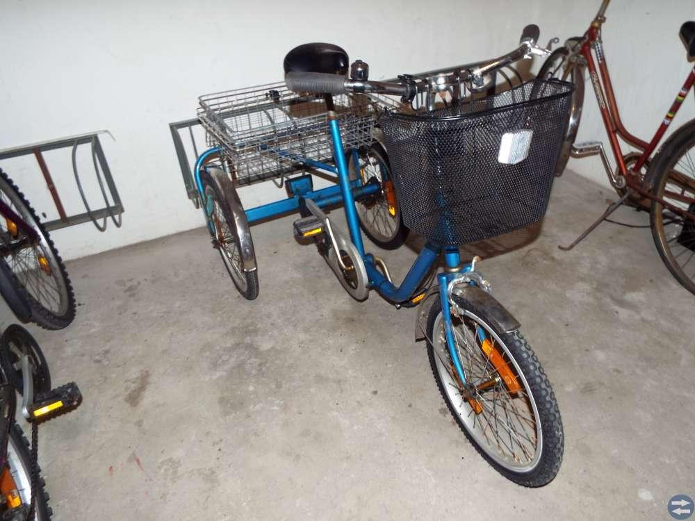 Trehjulig