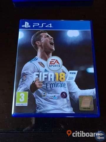 FIFA 18 + NHL 18 PS4