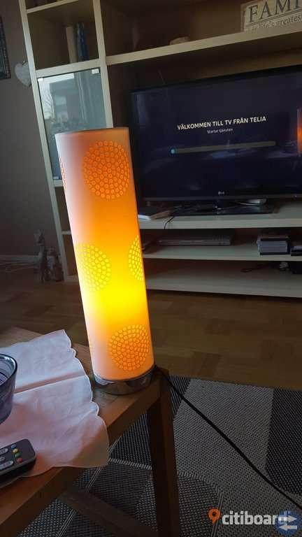 Fin bordslampa eller som fönsterlampa:)