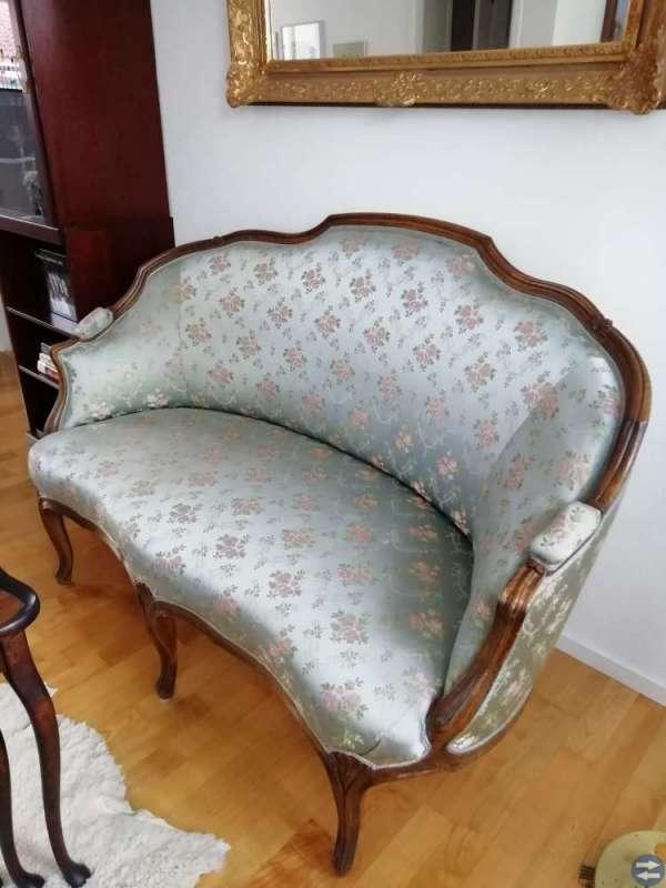 1800-tals soffa i mycket fint skick