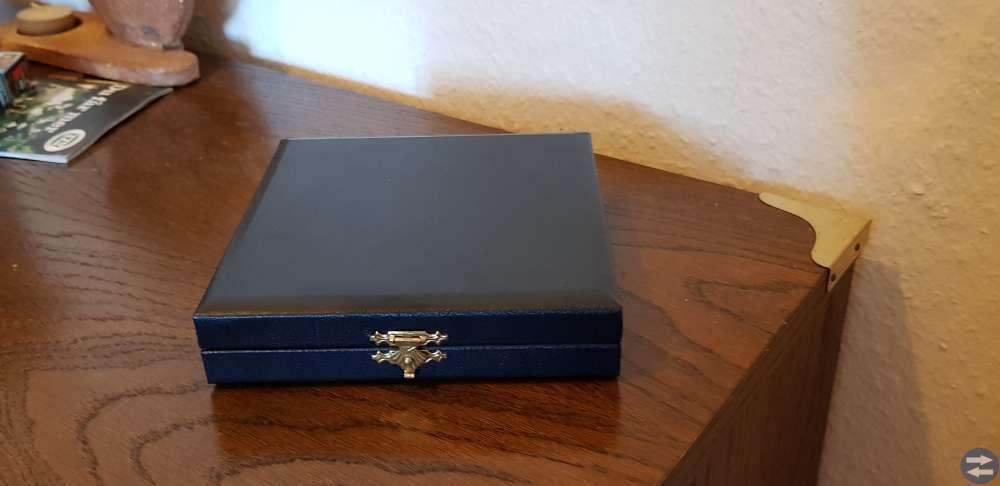 Silverskedar modell Blåklocka