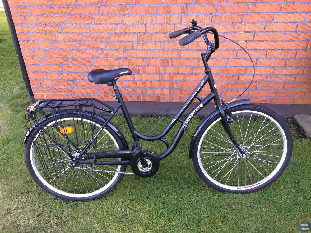 Nästan ny damcykel 26Tum
