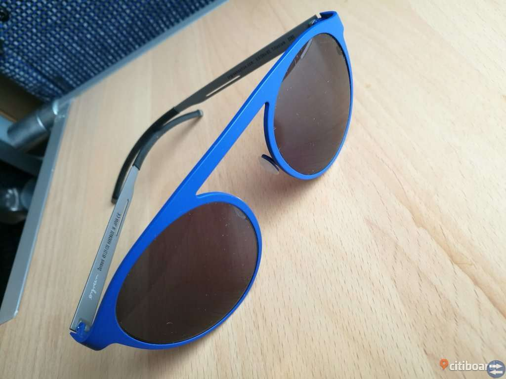 Exklusiva solglasögon ørgeen och nya mykita