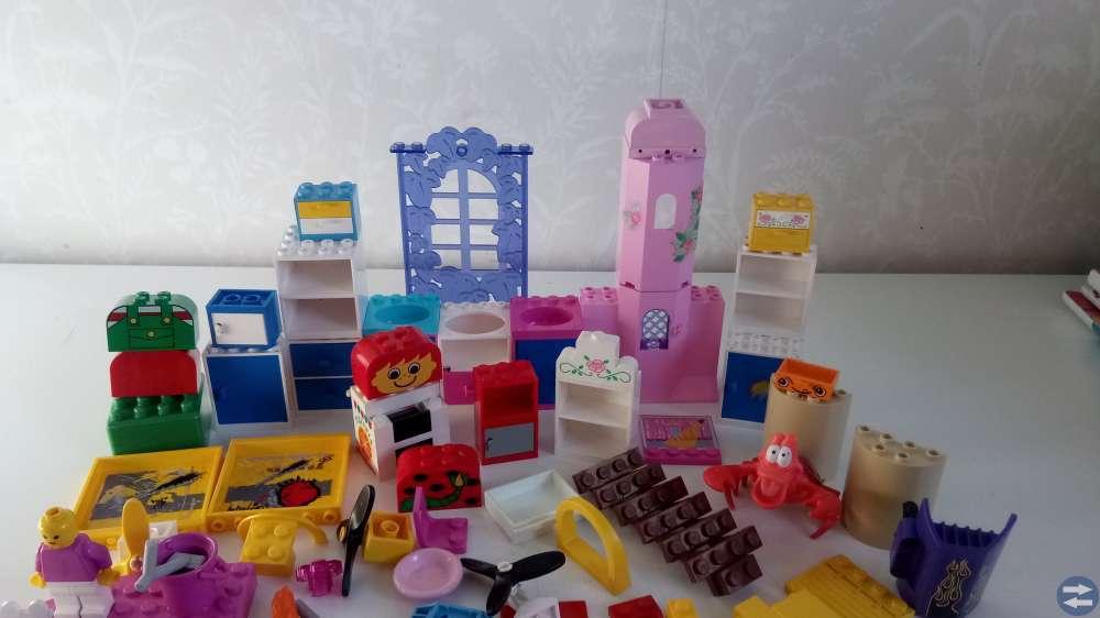 LEGO FRENDS BLANDAT