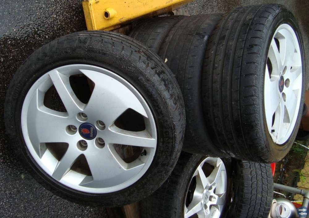S-HJUL & ALUF BMW SAAB VOLVO CHRYSLER m fl