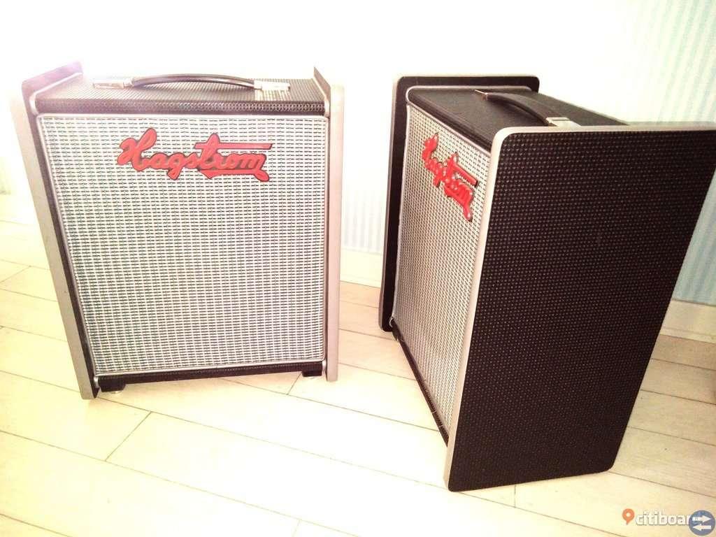 Hagström högtalare