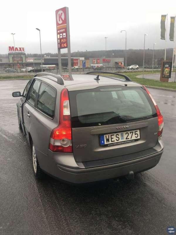 Volvo V50 2,4 Besiktad&Skattad