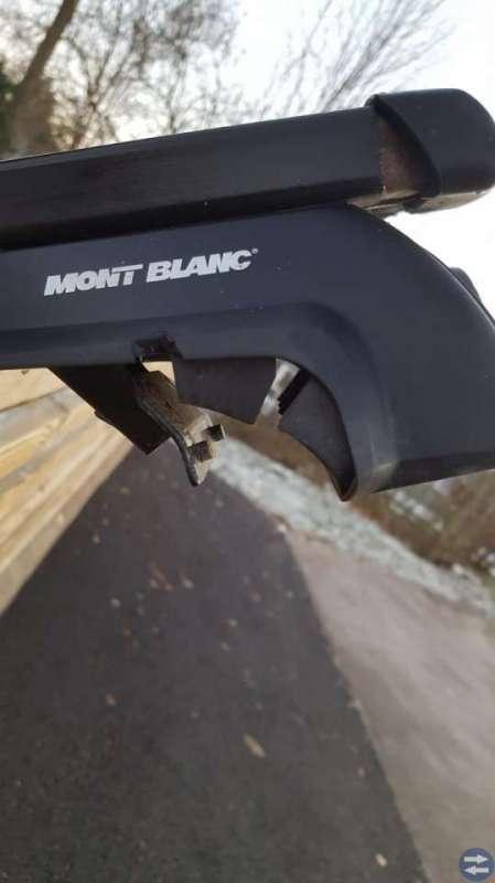 Takräcke Mont Blanc, Audi A6