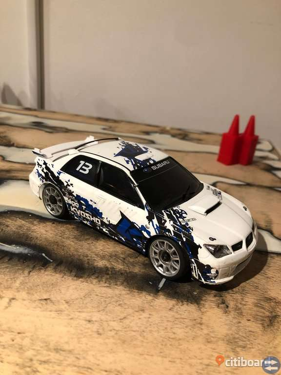 Kyosho Mini-Z MR03 Sports Subaru Impreza