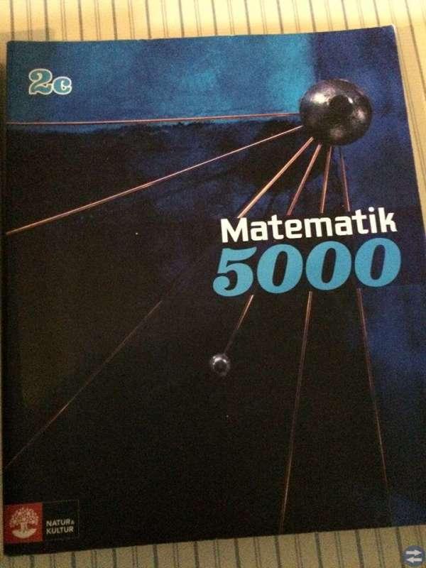 Kursböcker Matematik