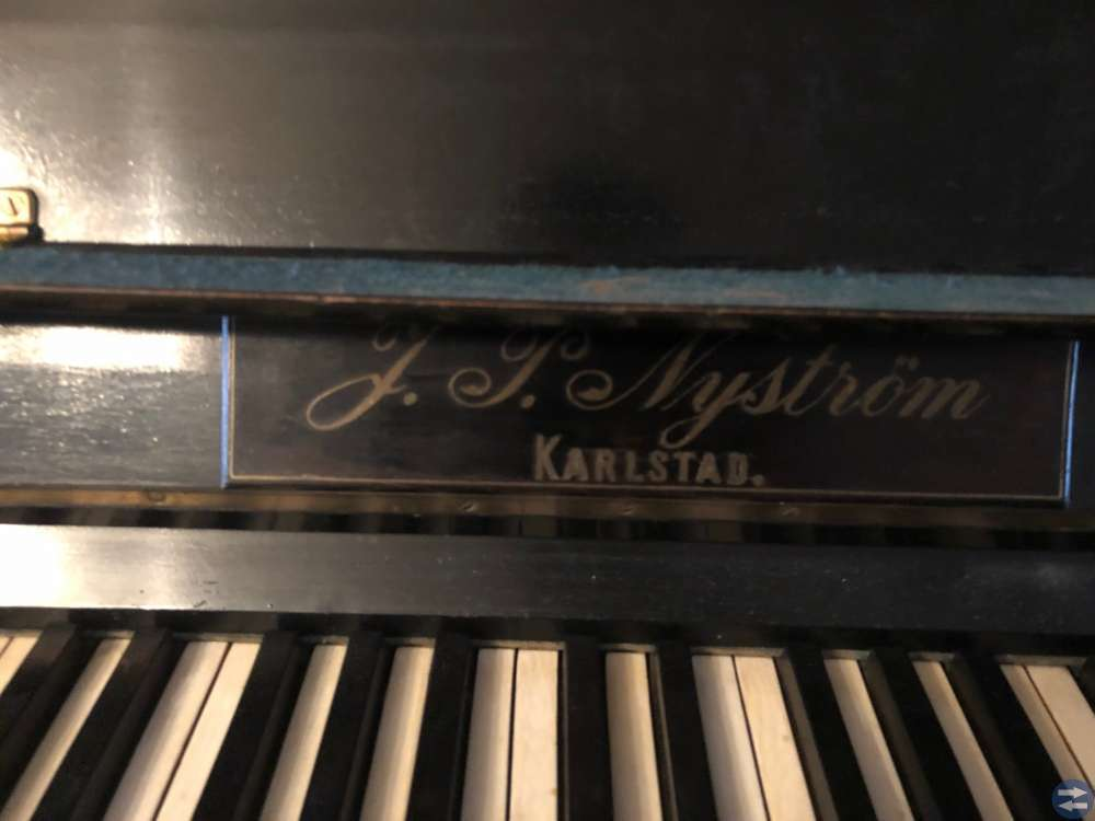 Piano, Nyströms