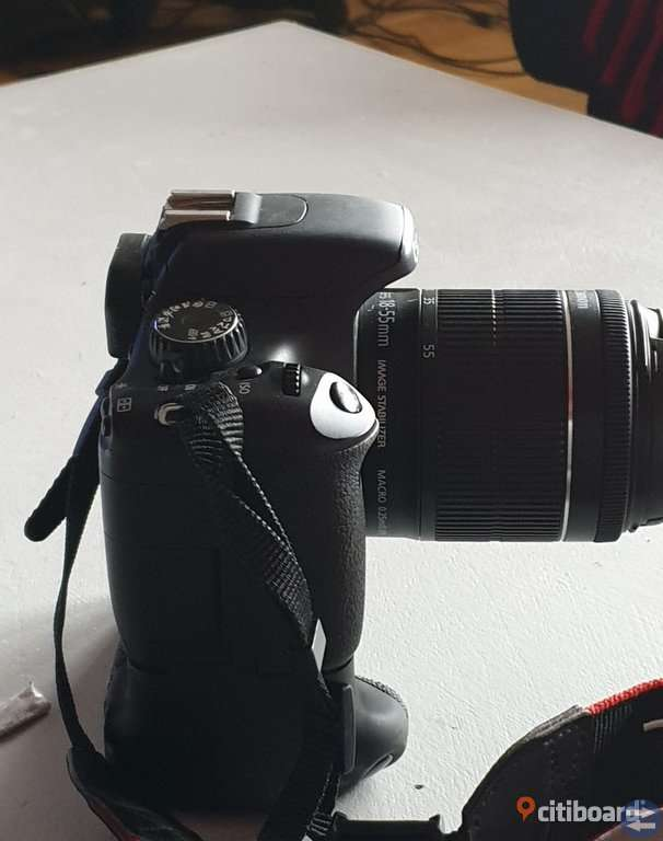 Digitalkamera Canon eos 550d