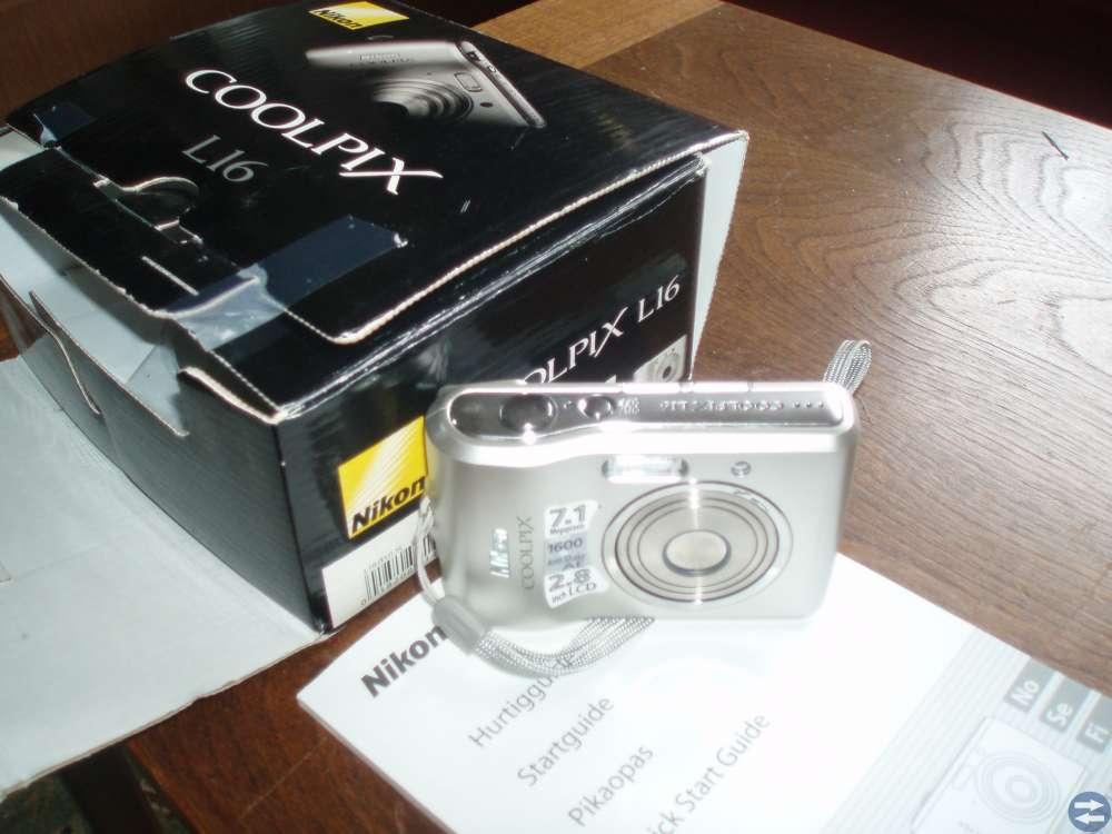 Nikon Coolpix L 16