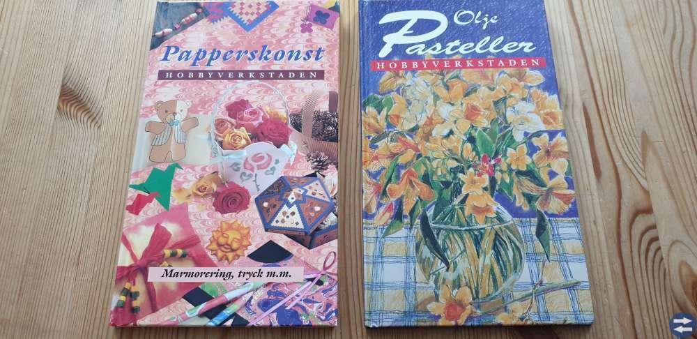 Lära/Pyssel böcker