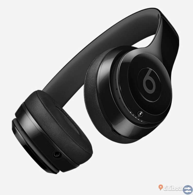 Beats Solo 3 wireless hörlurar