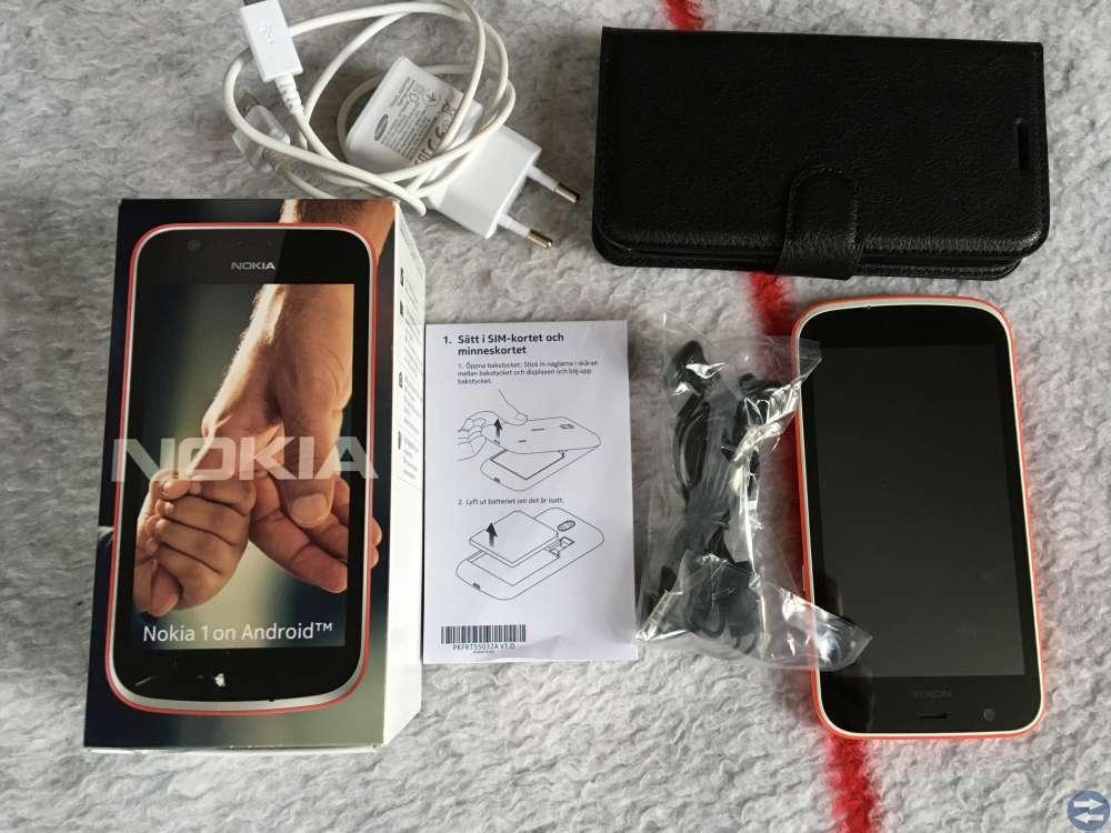 Nokia 1 och en Gigaset Gs 160