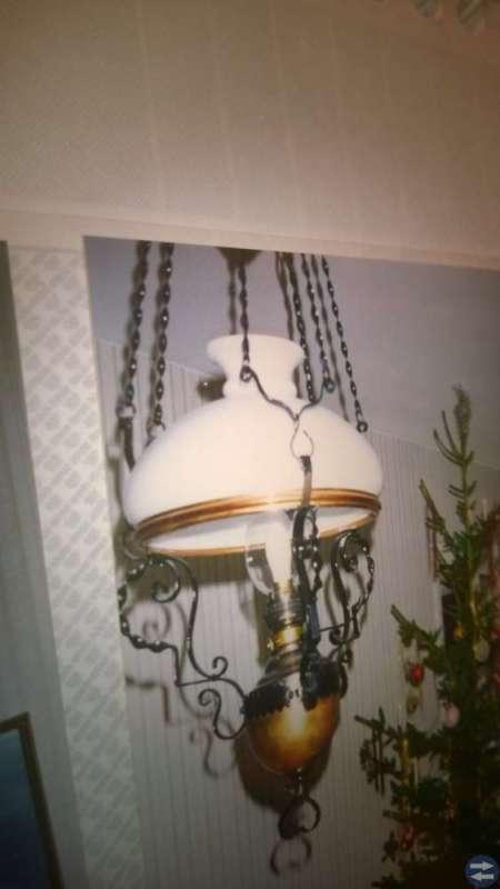 Kökslampa - Vardagsrumslampa