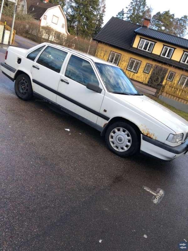 Volvo 850 bessad & skattad