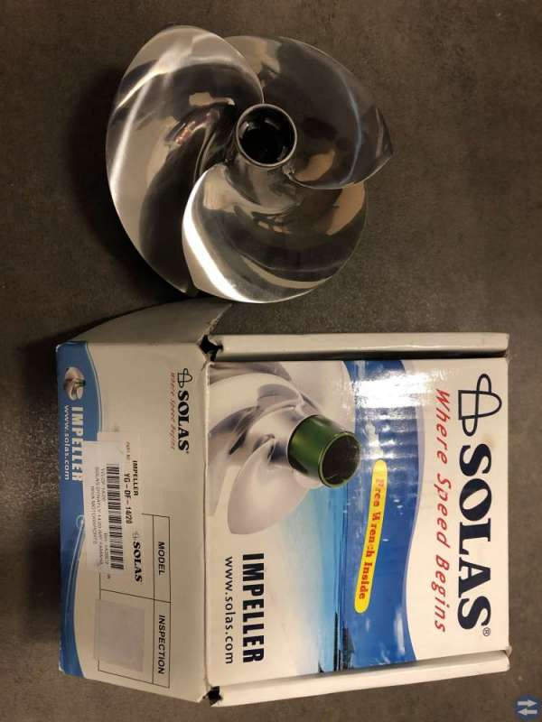 Impeller SOLAS
