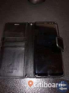 Samsung galaxy s8 plus 64 gb svart