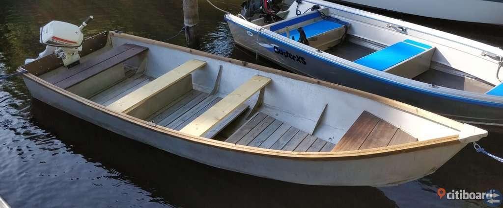 Aluminium båt alu