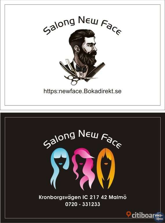 Salong New face