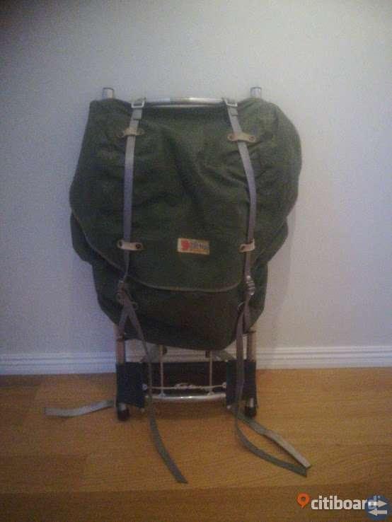 Fjällräven ryggsäck ,modell äldre