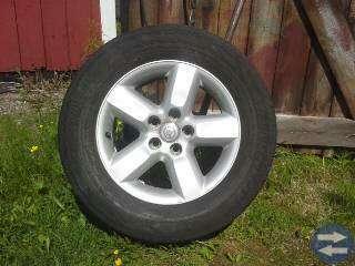 Toyota raw4 hjul