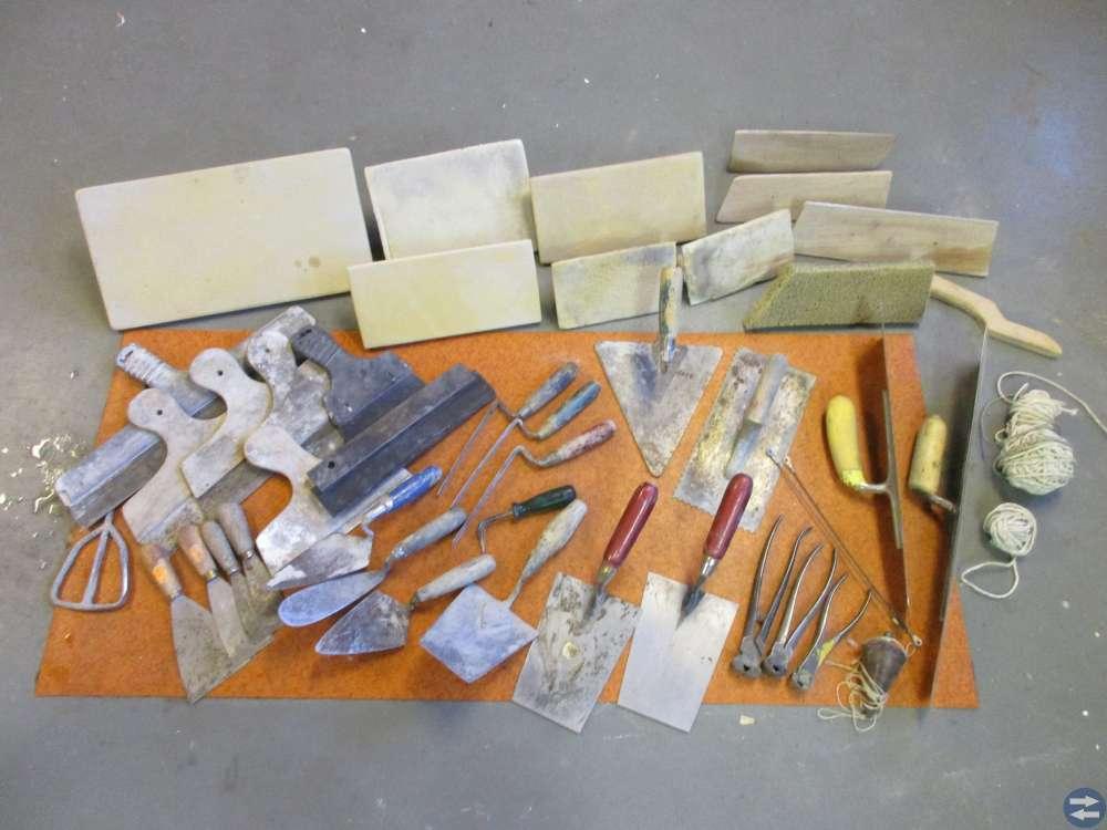 Murar-och kakelsättningsverktyg