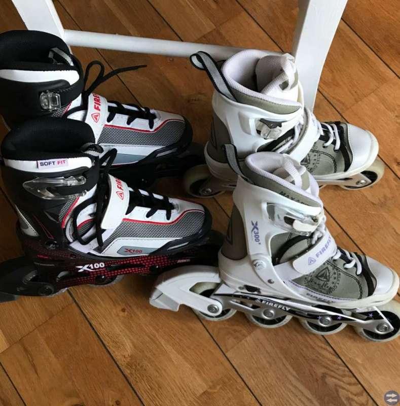 Inlines, rollerblades stl 33 - 36
