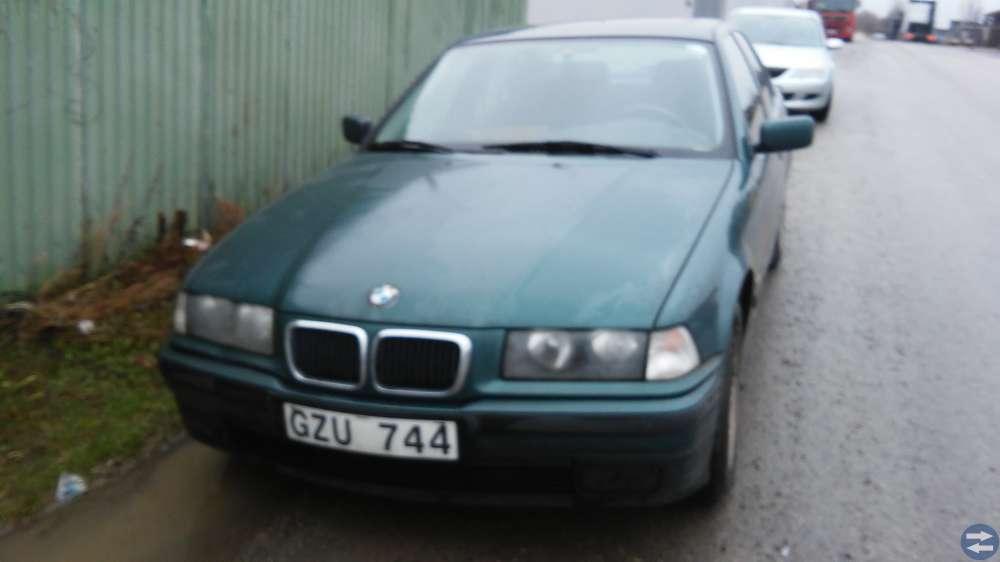 BMW 316i från 1997