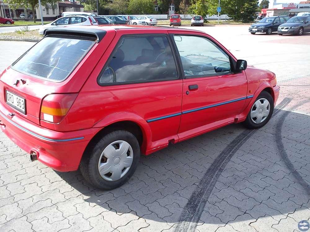 FORD FIESTA XR2i 103hk 1990