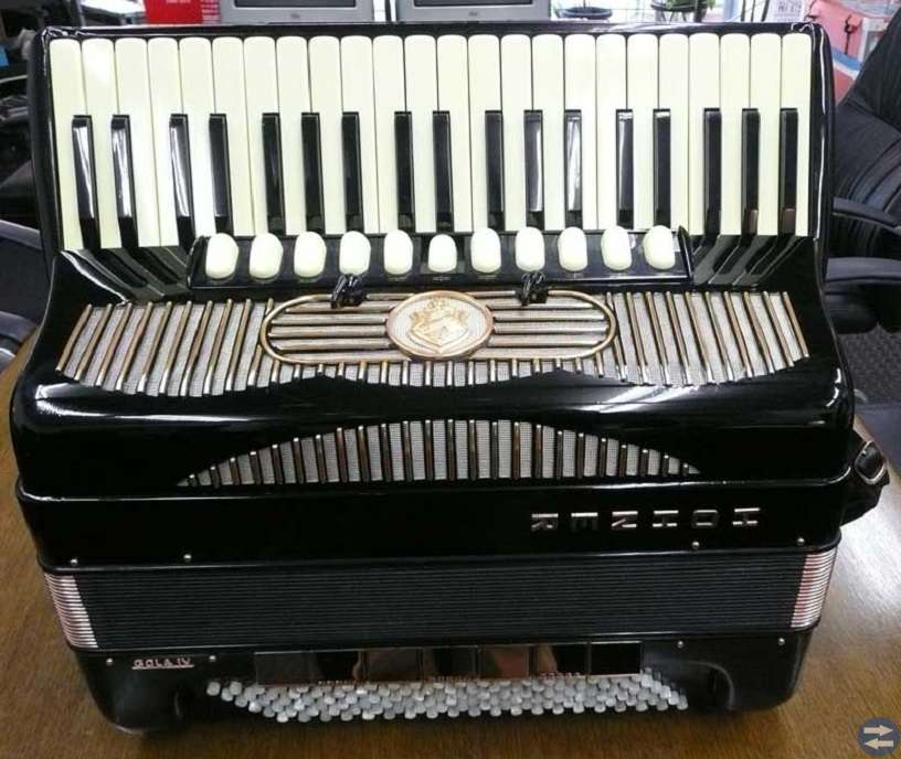 Roland FR-7X Accordion Black -----2000Euro