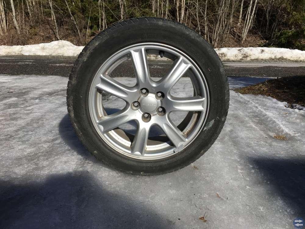 Michelin däck, 205/50 R 16, Radial XSE (87 V)