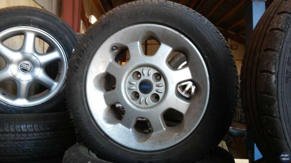 Sommarhjul Volvo saab fiat mazda mitsubishi 15-17