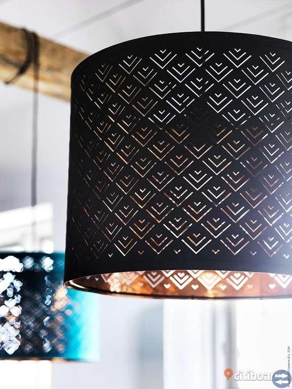 Ny lampa säljs