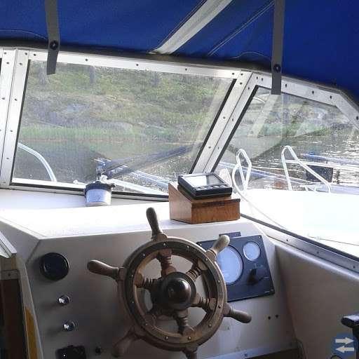 Motorbåt säljes