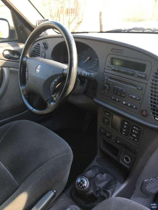 Saab 93 02a 185hk
