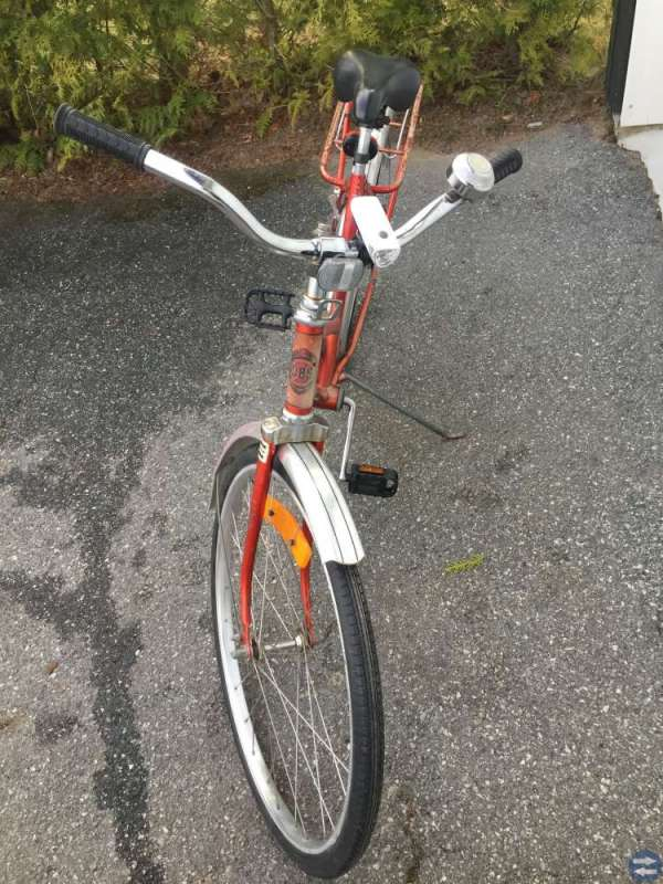 Fina cyklar!
