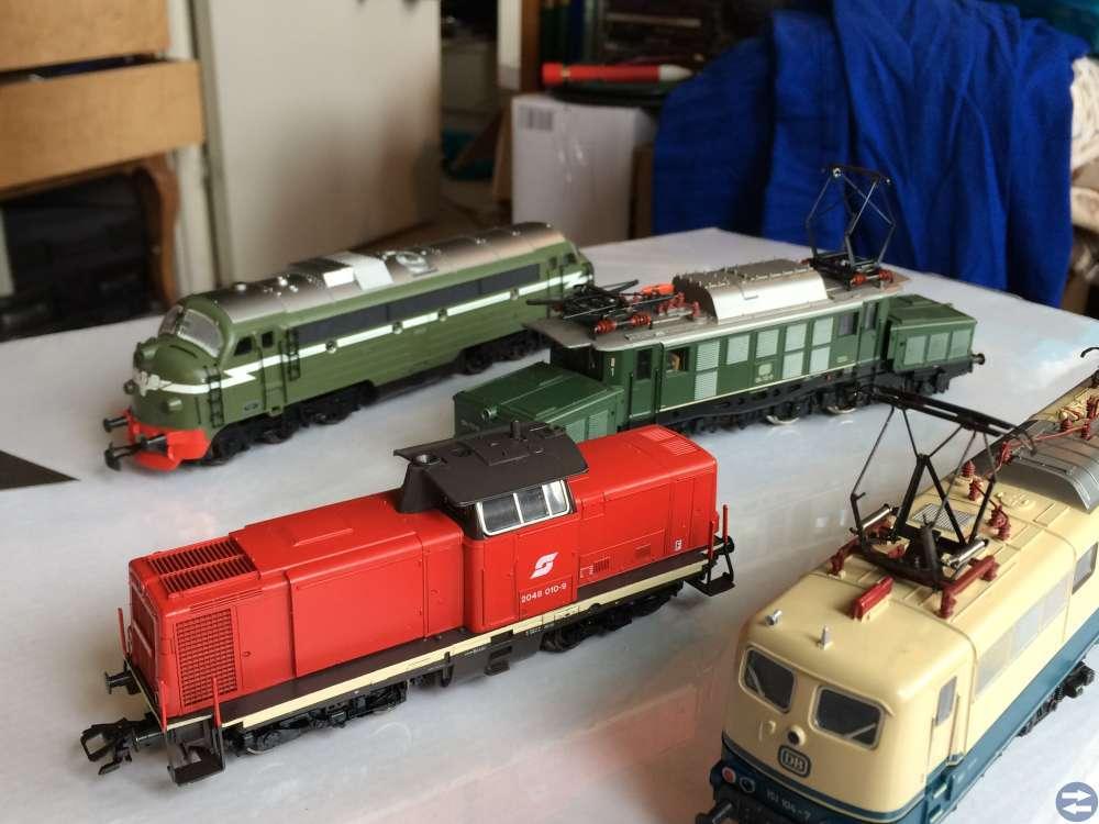 Märklin tåg & vagnar