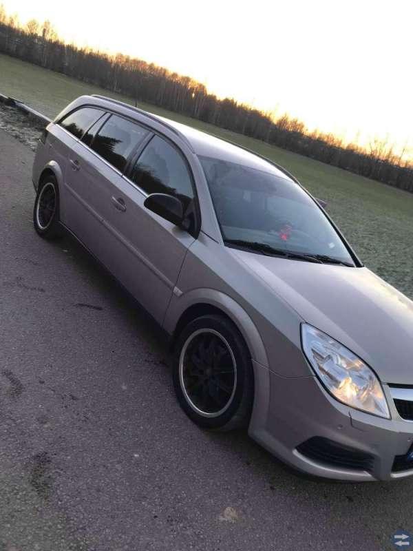 Opel vectra c diesel